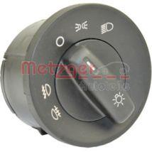 METZGER Interruptor, Luz principal