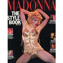 Madonna The Style Book - EX 1992 UK book 0-7119-2771-5