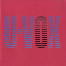 Ultravox U-Vox + Wembley Ticket Stub 1986 UK tour programme TOUR PROGRAM