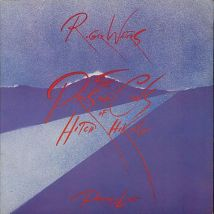 Roger Waters The Pros & Cons Of Hitch Hiking + ticket stub 1984 UK tour programme TOUR PROGRAMME