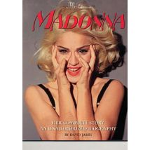 Madonna Her Complete Story - An Unauthorized Biography 1991 USA book 0-451-82246-3
