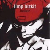 Limp Bizkit Boiler 2000 UK CD single 497636-2