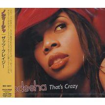 Nodesha That's Crazy 2003 Japanese CD single BVCA-29606