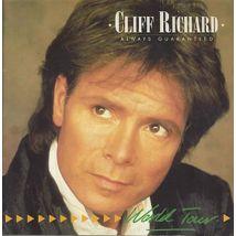 Cliff Richard Always Guaranteed 1987 UK tour programme TOUR PROGRAMME