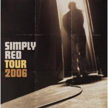 Simply Red Tour 2006 2006 UK tour programme
