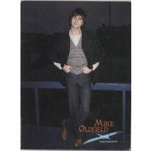 Mike Oldfield Tour Of Europe 1979 1979 UK tour programme TOUR PROG