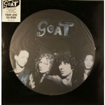 """Goat (UK) Your Love Is A Mine 1990 UK 12"""" picture disc BEG239TP"""