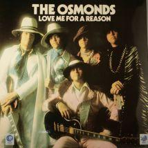 The Osmonds Love Me For A Reason 1974 UK vinyl LP 2315312