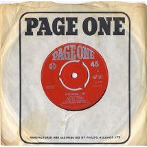 """Plastic Penny Everything I Am - 4pr 1967 UK 7"""" vinyl POF051"""