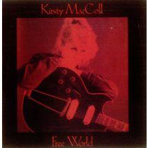 """Kirsty MacColl Free World 1989 UK 3"""" CD single KMACD1"""