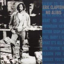 "Eric Clapton No Alibis 1989 German 7"" vinyl W9981"