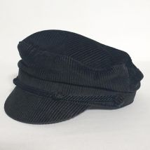 The Beatles The Ringo Cap - Black 1965 USA hat SIZE 22 [S]