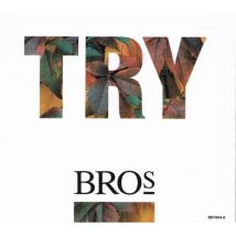 Bros Try 1991 UK CD single 6574042