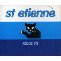 St Etienne Xmas 93 1993 UK CD single HVN36CD