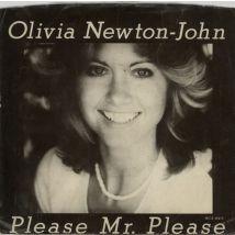"Olivia Newton John Please Mr Please 1975 USA 7"" vinyl MCA-40418"