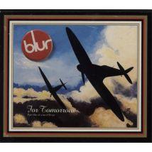 Blur For Tomorrow - Both P/s 1993 UK 2-CD single set CDFOOD/S40