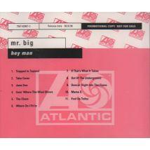 Mr Big (US) Hey Man 1996 German CD album PROP108
