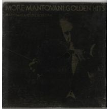 Mantovani More Mantovani Golden Hits 1976 USA vinyl LP SKL5230