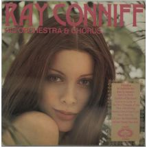 Ray Conniff His Orchestra & Chorus UK vinyl LP SHM807