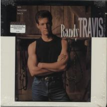 Randy Travis No Holdin' Back 1989 USA vinyl LP 1-25988