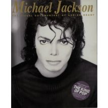 Michael Jackson The Visual Documentary 1994 UK book 0-7119-3815-6