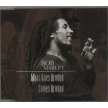 Bob Marley What Goes Around Comes Around 1996 Austrian CD single 33203-6