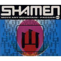 The Shamen Move Any Mountain - Progen 91 1991 German CD single RTD130.1122.3
