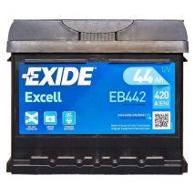 Exide Gel Es650 56AH