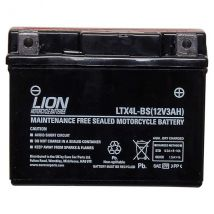 Motor Cycle Battery (LTX4L-BS)