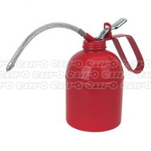 TP1000 Metal Oil Can Flexi Spout 1000ml
