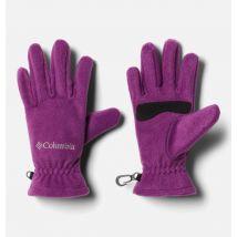 Columbia - Thermarator Gloves - Plum Size M - Children
