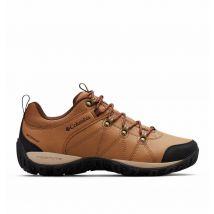 Columbia - Zapatos impermeables Peakfreak Venture - Elk, Dark Adobe Talla 46 EU - Hombre