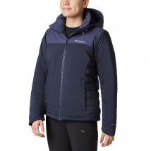 Columbia - Snow Dream Ski Jacket - Dark Nocturnal, Nocturnal Size XL - Women