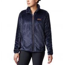 Columbia - Fire Side Fleece Jacket - Dark Nocturnal Size M - Women