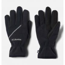 Columbia - Wind Bloc Gloves - Black Size M - Men