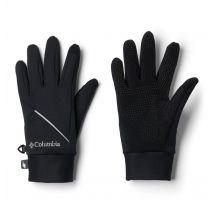 Columbia - Trail Summit Running Glove - Black Size L - Women