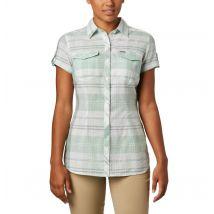 Columbia - Camp Henry II Short Sleeve Shirt - New Mint Large Size XS - Women