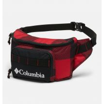 Columbia - Zigzag Hip Pack - Mountain Red Check Size O/S - Unisex