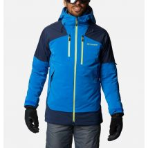 Columbia - Wild Card Ski Jacket - Bright Indigo, Blue Size XL - Men