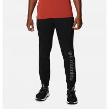 Columbia - CSC Logo Fleece Jogger II - Black, Grey Size XXL - Men
