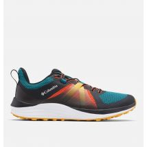 Columbia - Escape Pursuit Trail Running Shoe - River Blue, Red Size 8 UK - Men