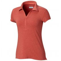Columbia - Shadow Time Polo - Red Size XS - Women