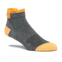 Columbia - Light Weight Low Trail Running Sock - 1-Pair - Charcoal Size M - Unisex