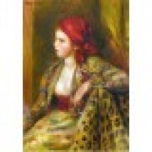 Renoir Auguste: Odalisque, 1895