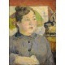 Paul Gauguin: Madame Alexandre Kohler, 1887-1888