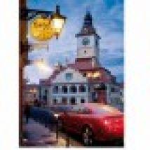 Jigsaw Puzzle - 500 Pieces - Romania : Brasov / Kronstadt