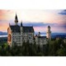 Jigsaw Puzzle - 1000 Pieces - Nocturnal Landscapes : Neuschwanstein Castle, Germany