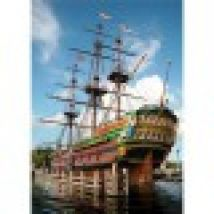 Jigsaw Puzzle - 1000 Pieces : Famous Places : Amsterdam, Netherlands