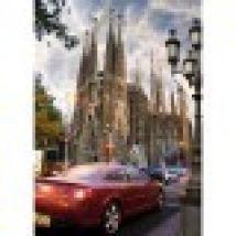 Jigsaw Puzzle - 1000 Pieces - Famous Places : La Sagrada Familia, Barcelona, Spain