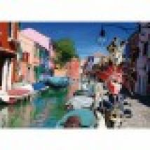 Jigsaw Puzzle - 1000 Pieces - Landscapes : Burano, Italy